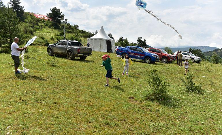 4x4 Dünyası Offroad Fest Mudurnu'da Yapıldı