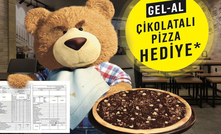Çocuklar karne sevincini KitKat Çikolatalı Pizza'yla kutlayacaklar