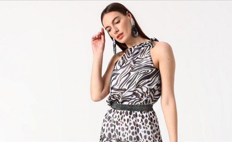 Yazın Trend Elbise Modelleri