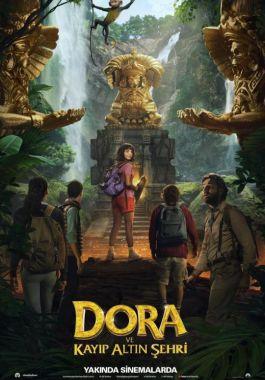Dora ve Kayıp Altın Şehri