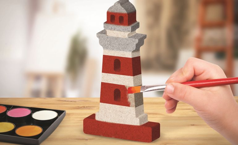 Ahşap Deniz Feneri Atölyesi