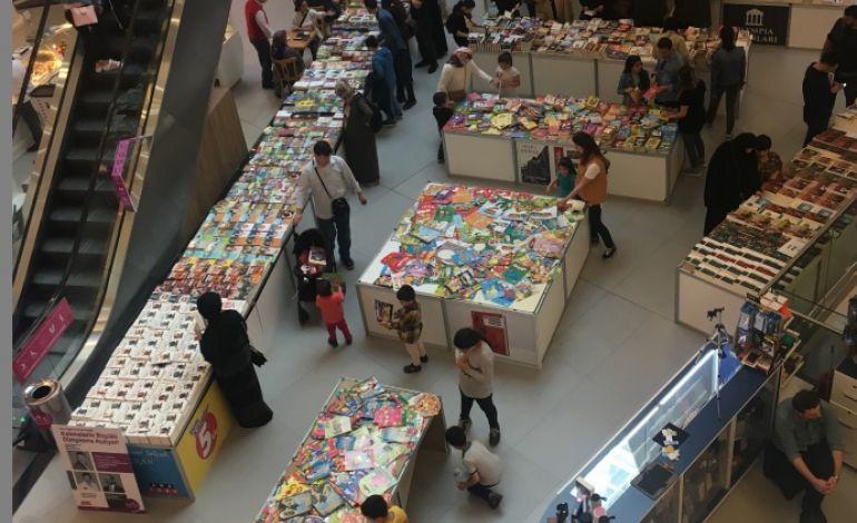 Axis İstanbul'da Kitap Fuarı