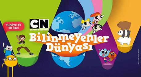 Cartoon Network Bilinmeyenler Dünya
