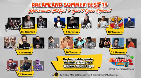 Dreamland Summer Festival