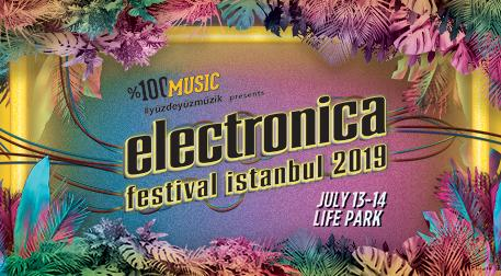 Electronica Festival Istanbul 2019