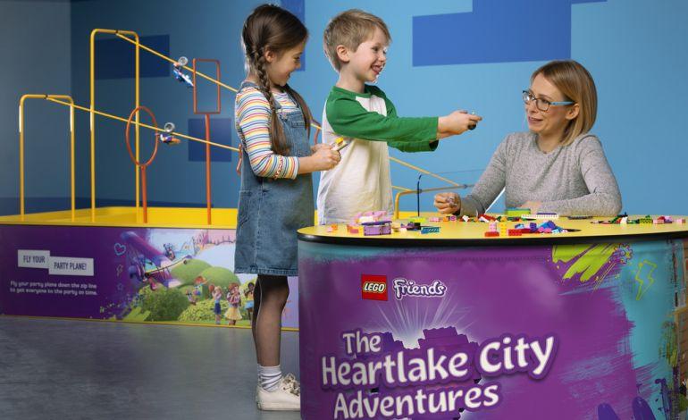 LEGOLAND Discovery Centre İstanbul dördüncü yılını LEGO Friends Partisiyle kutluyor