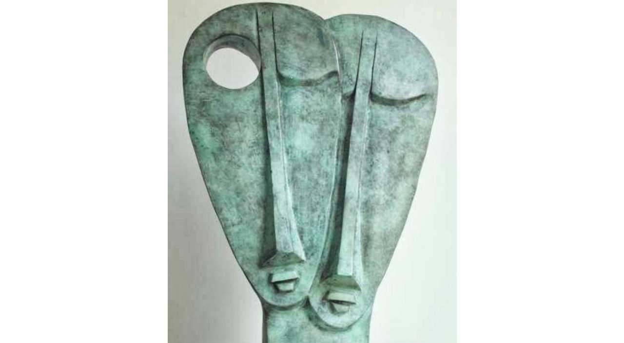 Masterpiece İzmir Heykel - Two Face