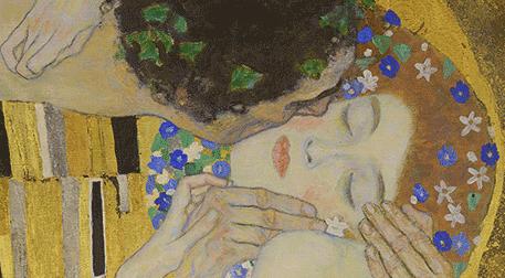 Masterpiece Maslak Resim - Klimt -