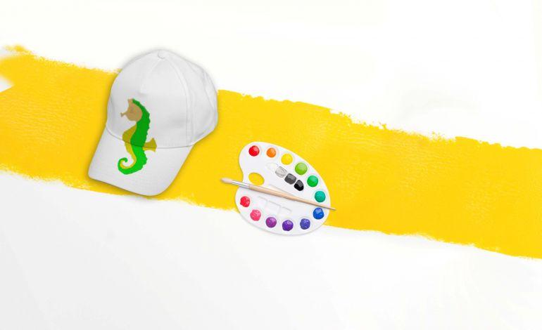 Şapka Boyama Atölyesi