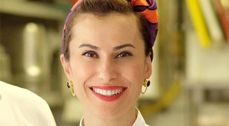 Şef Pınar İshakoğlu ile Pop-up Dinn