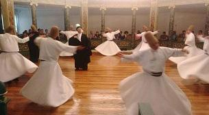 Sema Töreni - Whirling Dervishes