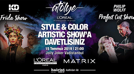 Style - Color Artistic Show