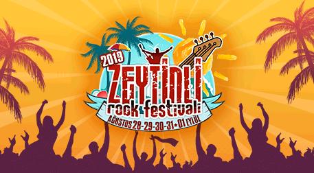 Zeytinli Rock Fest - Cuma