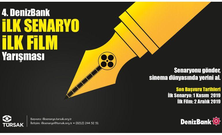 4. DenizBank İlk Senaryo İlk Film Yarışması