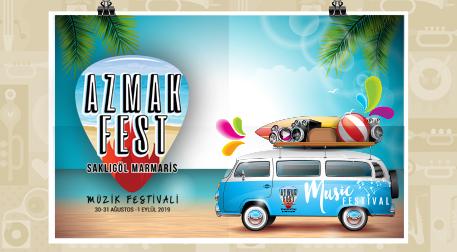 Azmak Fest Kombine+Kamp