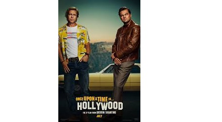 Bir Zamanlar Hollywood'da