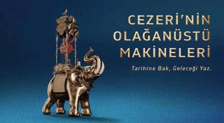 Cezeri'nin Sergisi VIP Bileti