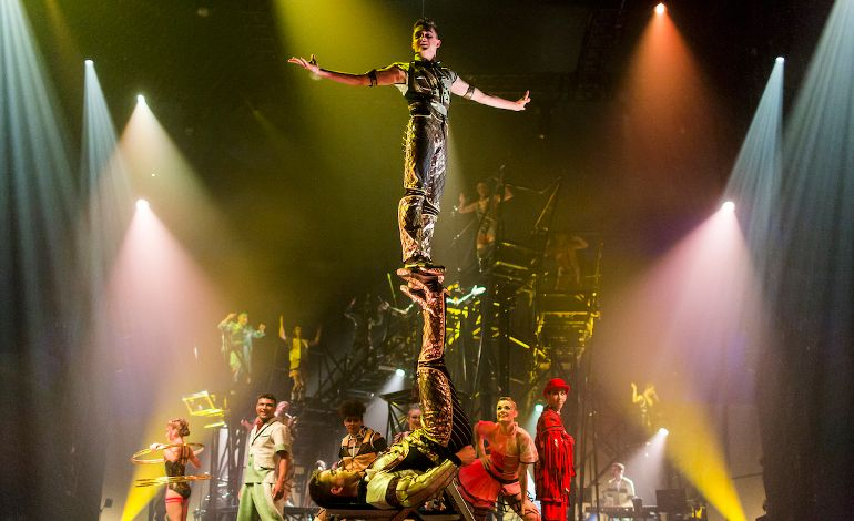 Cirque du Soleii - Bazzar