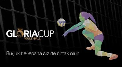 Gloria Cup 2019 Volleyball 2. Gün