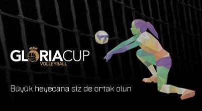 Gloria Cup 2019 Volleyball 3. Gün