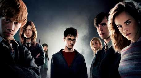 Harry Potter ve Zümrüdüanka Yoldaş