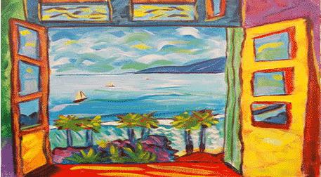 Masterpiece Galata Resim - Matisse