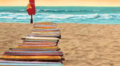 Masterpiece Galata Resim - Summer V