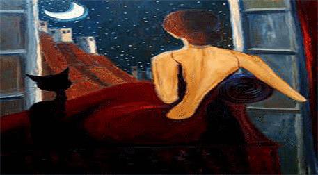 Masterpiece İzmir Resim - Geceyi İz