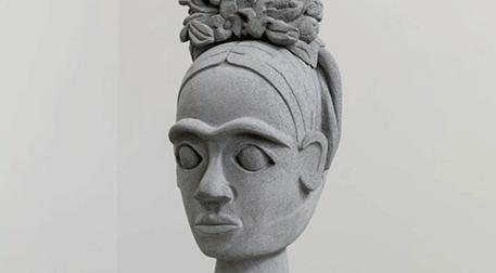 Masterpiece Maslak Heykel - Frida