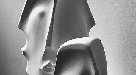 Masterpiece Maslak Heykel - Yansıma