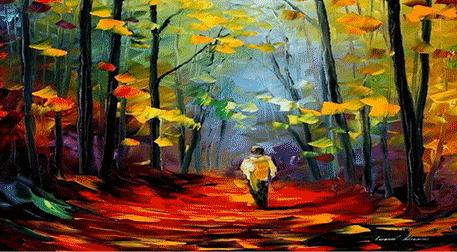 Masterpiece Maslak Resim - Afremov