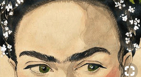 Masterpiece Maslak Resim - Frida