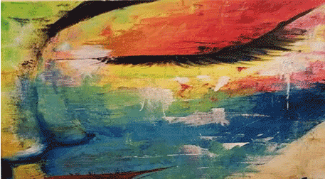 Masterpiece Maslak Resim - Renkli D
