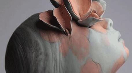 Masterpiece Moda Heykel - Blossom