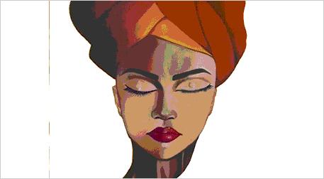 Masterpiece Moda Resim - Melez