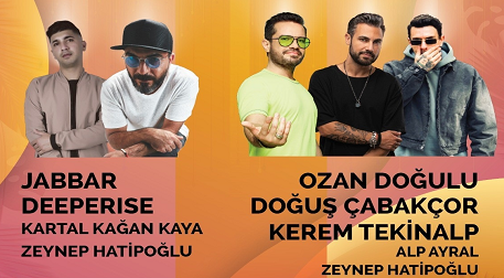 Moyosound Beach Party - Cumartesi