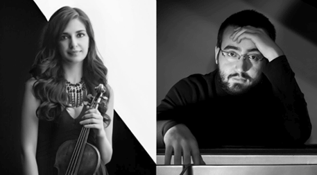 Mozart Akşamı, Ezgi Lafcı & İlter V