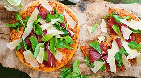 MSA - Pizzalar & Salatalar