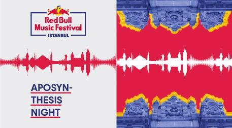 Red Bull Music Festival Istanbul
