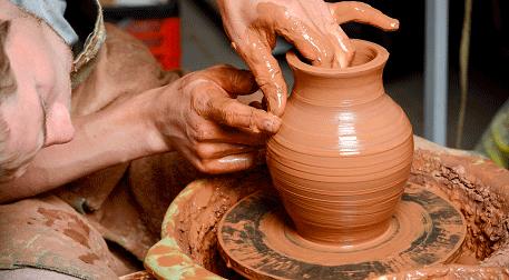 Seramik Çömlek Workshop - Ağustos