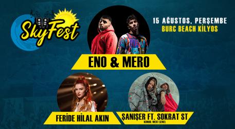 SkyFest İstanbul - Eno & Mero