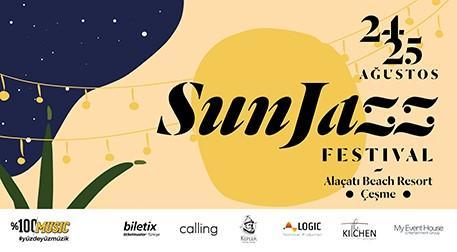 SunJazz Festival Çeşme 1.Gün