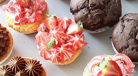 Süslü Cupcakeler