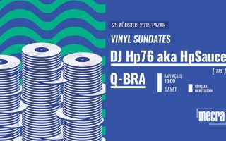 VINYL SUNDATES w/ DJ Hp76 [Br]