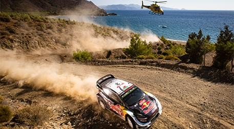WRC Rally Turkey - Datça Etabı