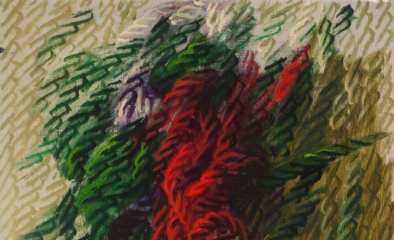 Ahmet Yeşil'in ' Sesler Ve İzler' Sergisi 40. Sanat Yılında Galeri Diani'de