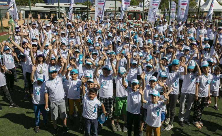 """Allianz Motto Hareket Şenliği Çocukları """"Hareket""""e Çağırıyor"""