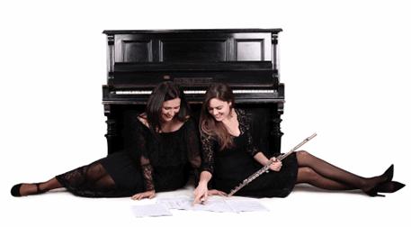Bright Duo - Flüt ve Piyano Dinleti