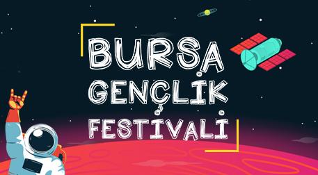 Bursa Gençlik Festivali - 1. Gün