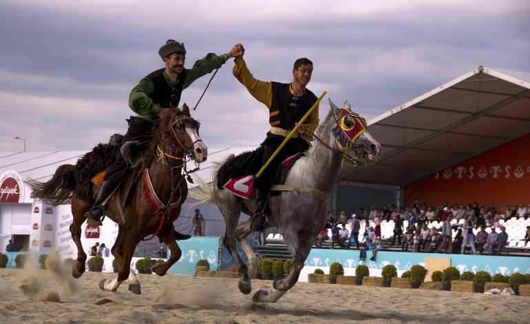 Geleneksel spor ve kültürler 'Etnospor Festivali'nde buluşuyor